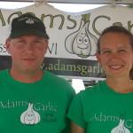 Adams Garlic Midwest Garlic Festival 2015