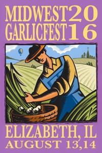 Midwest Garlic Festival 2016